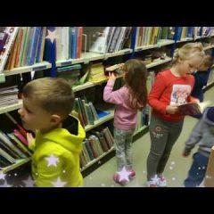 Petkovi obiski vrtčevskih otrok v knjižnici