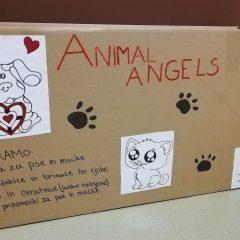 Pomagajmo živalim